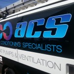 New Van, New Look, New Heat Pump Specials