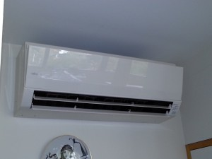 Heat Pump Installation - ASTG12LVCC
